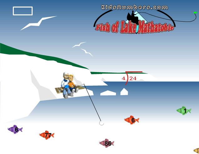 fiskespil