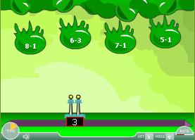 Matematik game